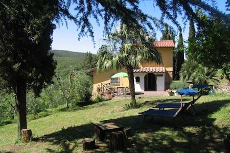 Casa di campagna immersa nel verde - Castelnuovo della Misericordia