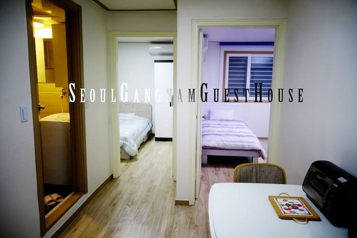 Seoul Gangnam guest house 101 (Twin room)