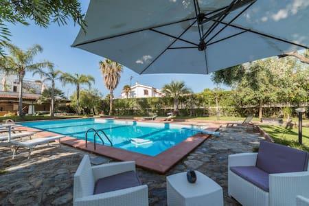 Villa Gio B&B de charme Speciale Estate....cilento - Ogliastro - Oda + Kahvaltı