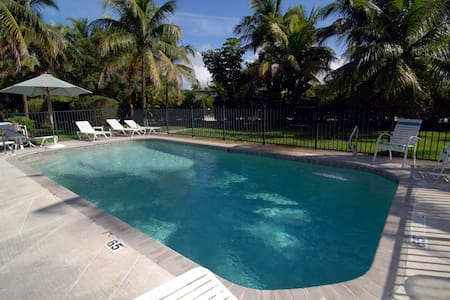 The Palms of Sanibel - Blue Cottage - Sanibel - Zomerhuis/Cottage