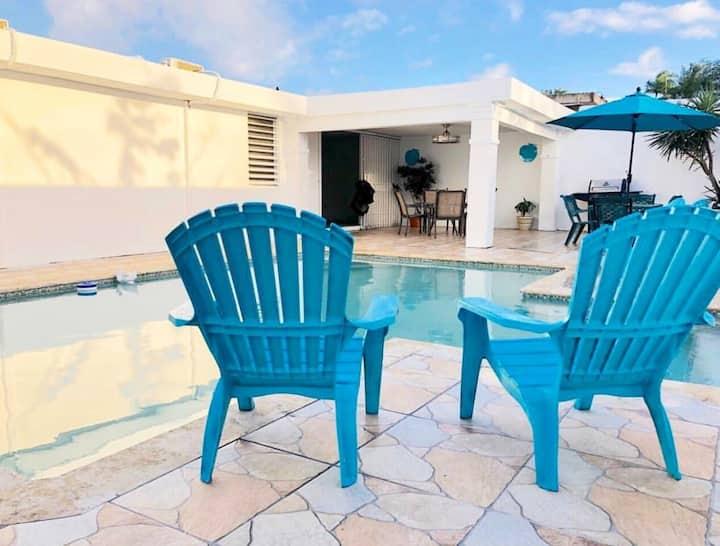 Dos Palmas PR- Amazing Private House