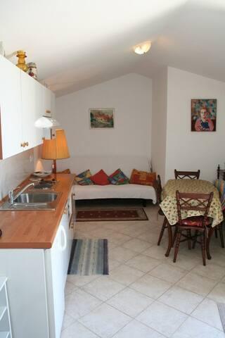 Pretty and welcoming apartment APP8 in Villa Zora - Medveja - Departamento