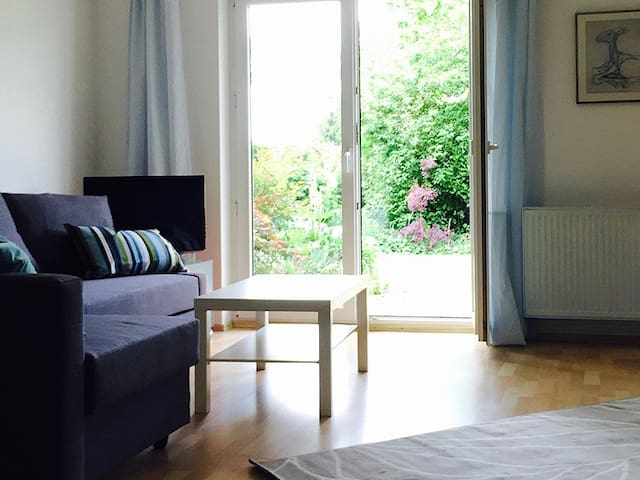 Helles Appartement, in 15 Min in Düsseldorf! - Mettmann - Apartment