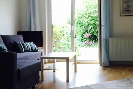 Helles Appartement, in 15 Min in Düsseldorf! - Mettmann - Apartment