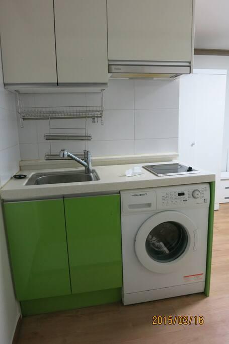 Washer & Inverter