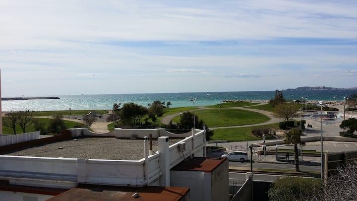 Maison avec jardin, parking, plages à pied à 5 min