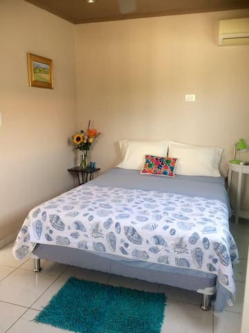 Bright and Sunny Island Room Aruba - Oranjestad - Casa