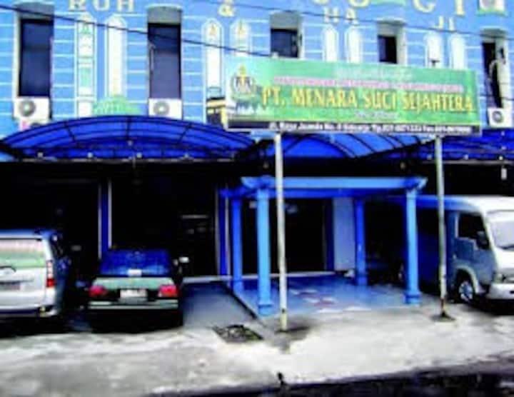 menarass hotel 2menit kebandara surabaya