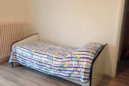 Single room - Santo Stefano Ticino - 独立屋