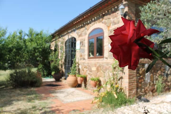 casa en parque natural aracena