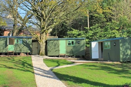 Rookery Shepherds Huts - Broadway
