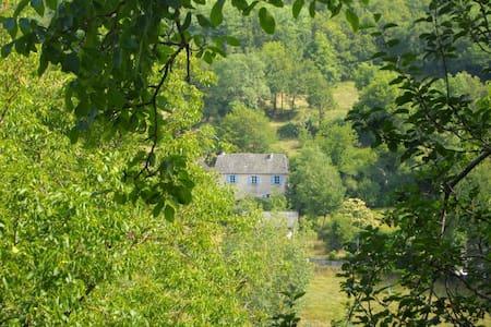 Traditional Aveyron farmhouse