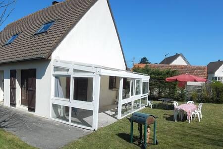 Maison 7 chambres 200m de la plage - Hermanville-sur-Mer - Haus