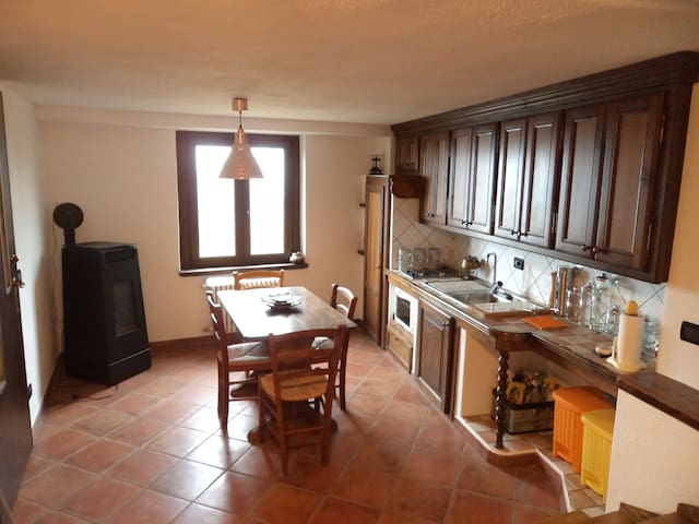 Appartamento fra le vigne - Nus - Apartment