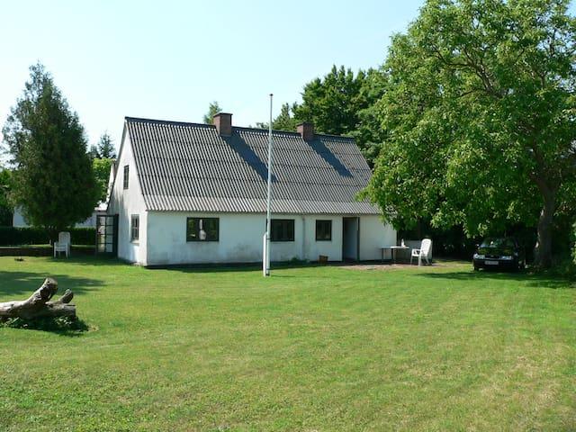 strynoe, villa for rent - Rudkobing