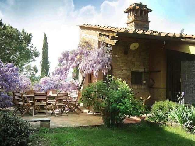 Tuscan house  - Castelfiorentino - Talo
