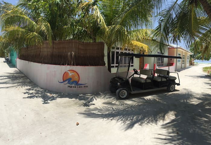 Huraa East Inn - Huraa - Bed & Breakfast