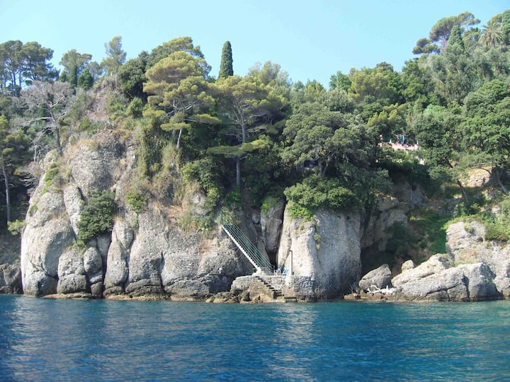 Luxury and peace in Portofino