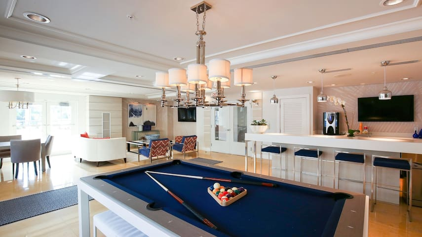 Two-Bedroom Coral Gables Suites