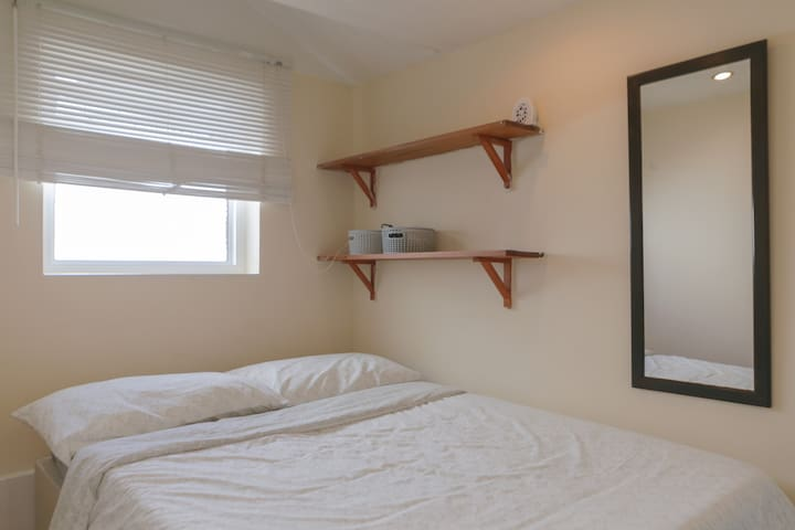 #Close to Central London, Double Bed with en-suit