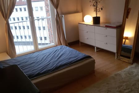 Living in lovely Linden! - Hannover - Departamento