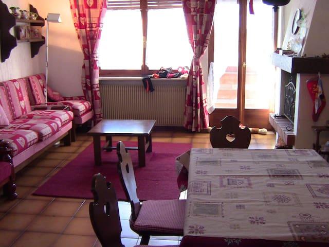 Spazioso duplex in ottima posizione - Gallio - Квартира