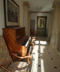 Lovely rooms in the heart of Chinon - Chinon - Bed & Breakfast