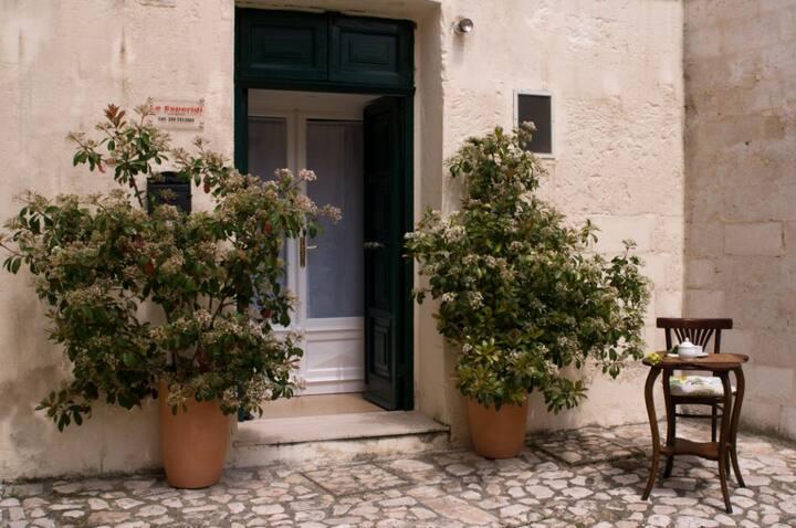 Casa vacanze Le  Esperidi.. la tua casa nei Sassi