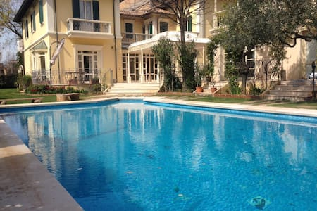 Villa on the sea,with pool, piscina - Pesaro - Haus