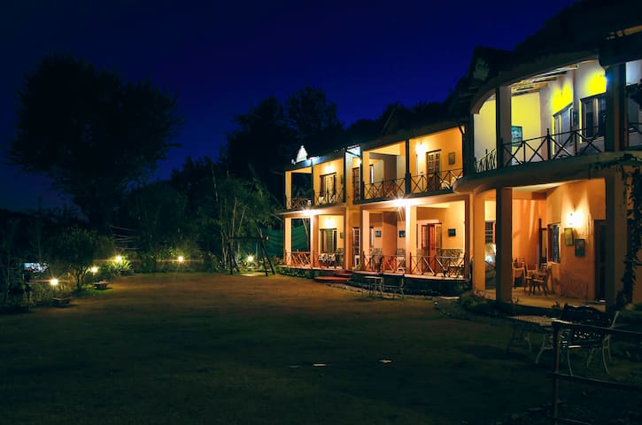 Green Glen - Revive in the Himalyas