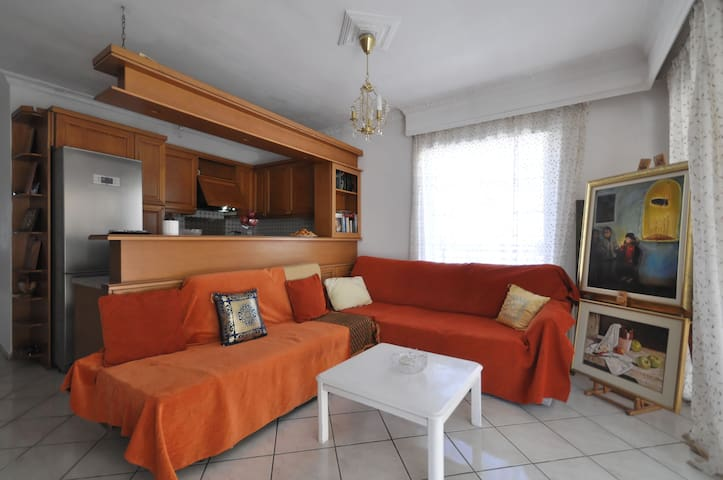 A whole apartment near center - Agios Dimitrios - Leilighet