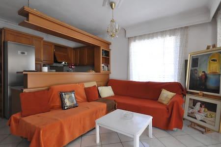 A whole apartment near center - Agios Dimitrios - Wohnung