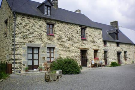 La Petite  Ferme  Mont St Michel - Pontorson - ที่พักพร้อมอาหารเช้า