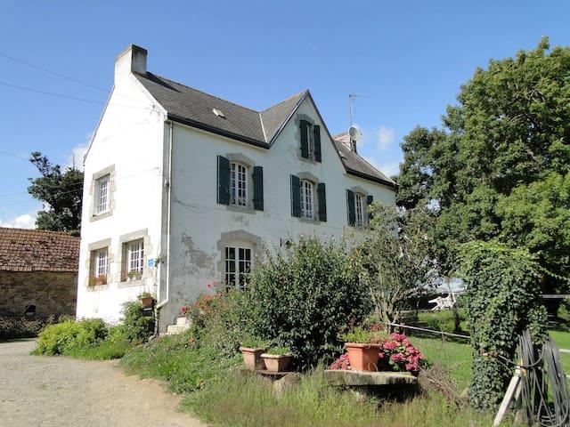 Grande maison en Finistère-Sud - Clohars-Carnoët - Hus