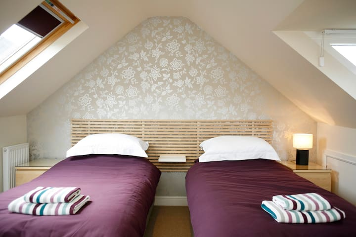 Victorian Villa in Snowdonia - Dwygyfylchi