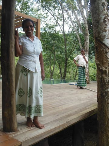 Jeyanthi and Sudharma