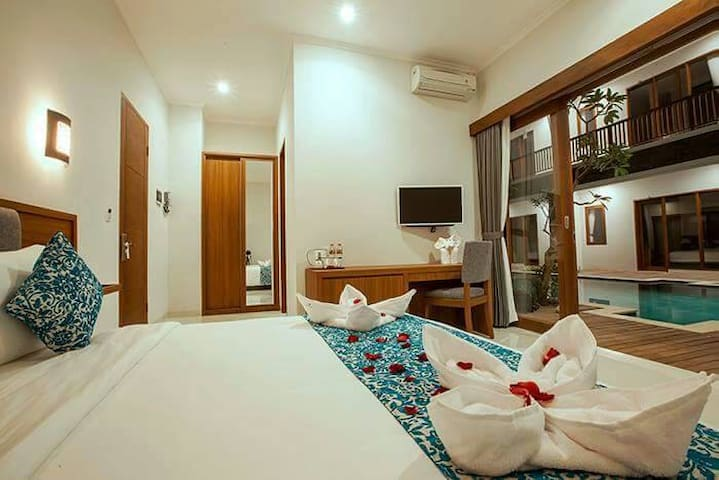 Cozy and Stylish Room in the heart of Denpasar - Denpasar Timur - Apartament