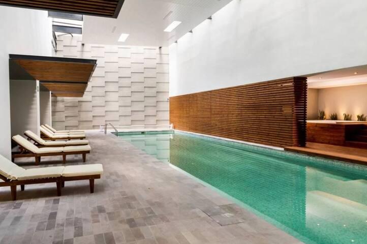 Suite nueva condominio lujo/LuxurySuite great view