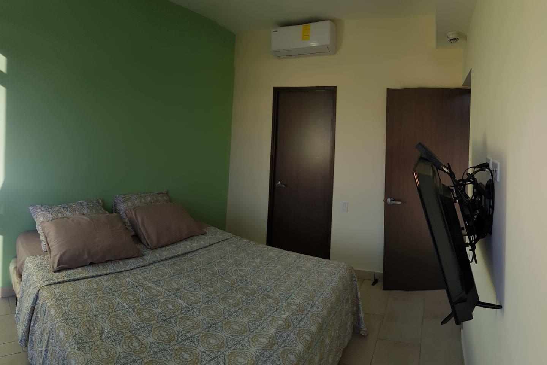 Cuarto Dormitorio 1