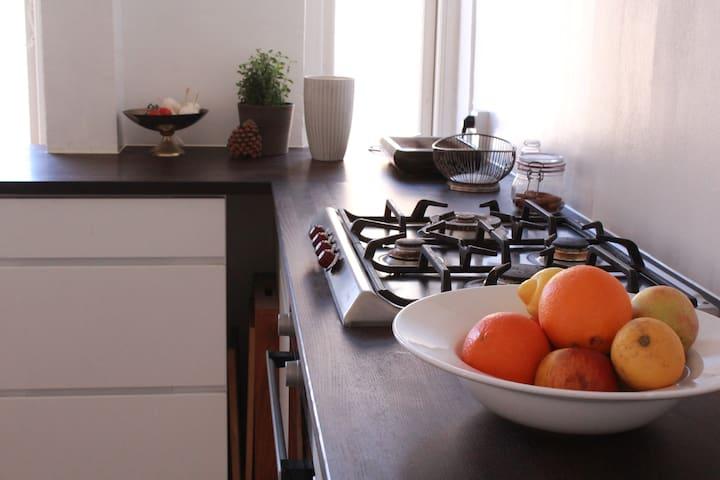 Spacious and bright apartment - Kopenhag - Daire