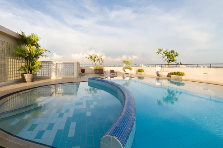 Hedges Court 7/6 Modern 2BR Colombo - Colombo - Apartment