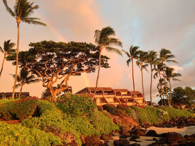Kuleana Club-Oceanfront 1 Bdrm Condo PRIVATE BEACH