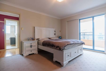 Spacious and Comfortable - North Parramatta - Lejlighed