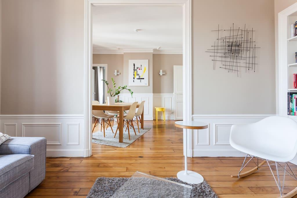 Le salon (living room) 3