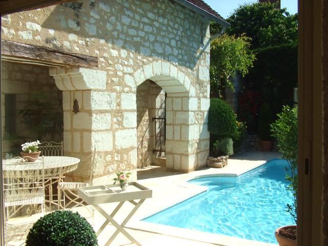 Chambre d'hôtes de charme Beauval et Châteaux