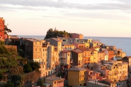 Sea view room for two people - Manarola