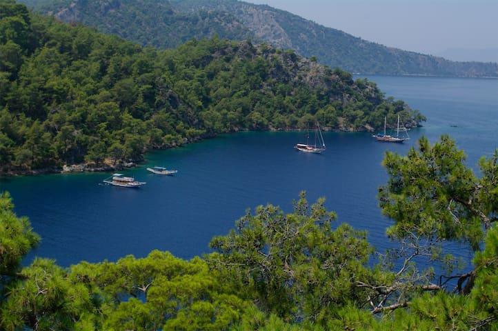 Serenity:Turquoise Coast Melissa - เฟทิเย - อพาร์ทเมนท์