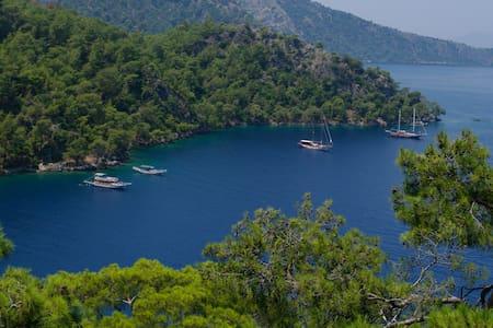 Serenity:Turquoise Coast Melissa - Fethiye - Wohnung