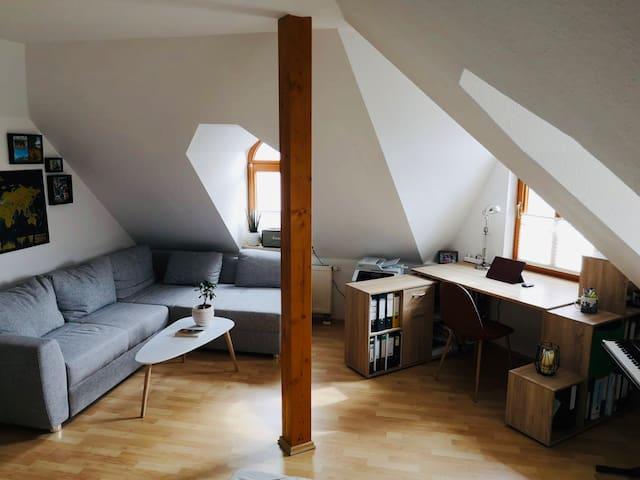 Deine wunderschöne Wohnung Mitten in Jena!