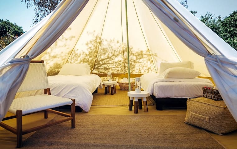 Mountain View Glamping & Breakfast | only 29€ pppn